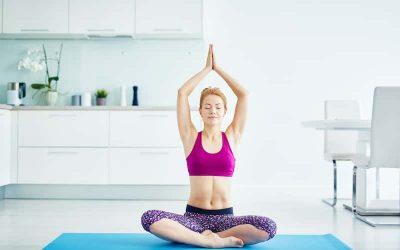 3 yogahoudingen, perfect voor beginners
